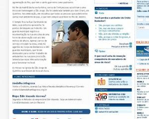 Dia de São Jorge O Globo
