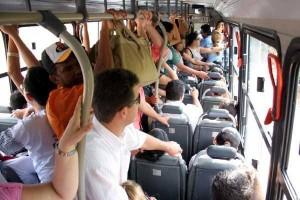 Ônibus cheio