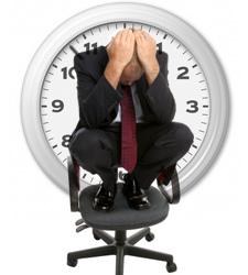 Hora extra no trabalho