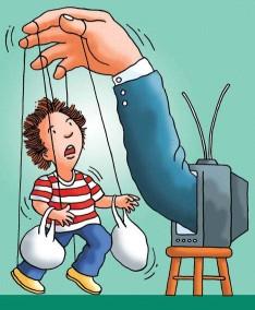 Manipulação da TV